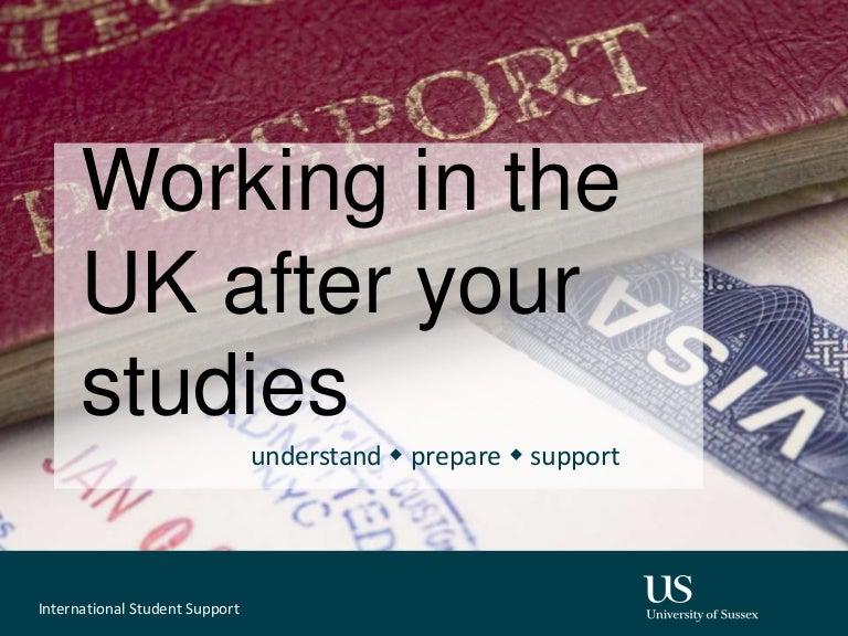 Working in the UK after your Studies - Visas and Employment