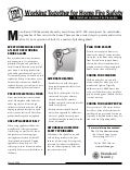 Working together for_home_fire_safety_-_a_factsheet_on_home_fire_prevention_(from_www.usfa.fema.gov)