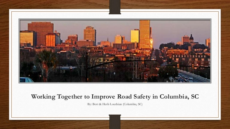 Working Together to Improve Road Safety in South Carolina