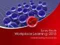 Workplace Learning Report 2015