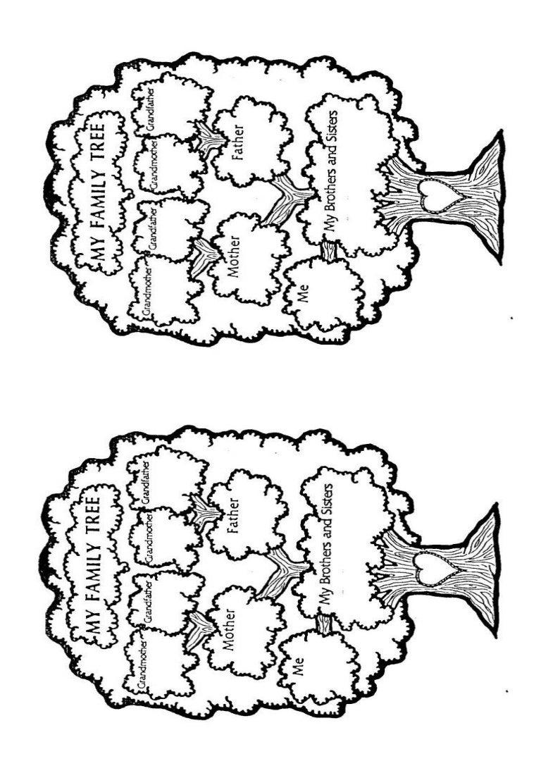 Printables Family Tree Worksheet worksheet family tree