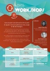 Les Workshops de Laval Virtual 2015
