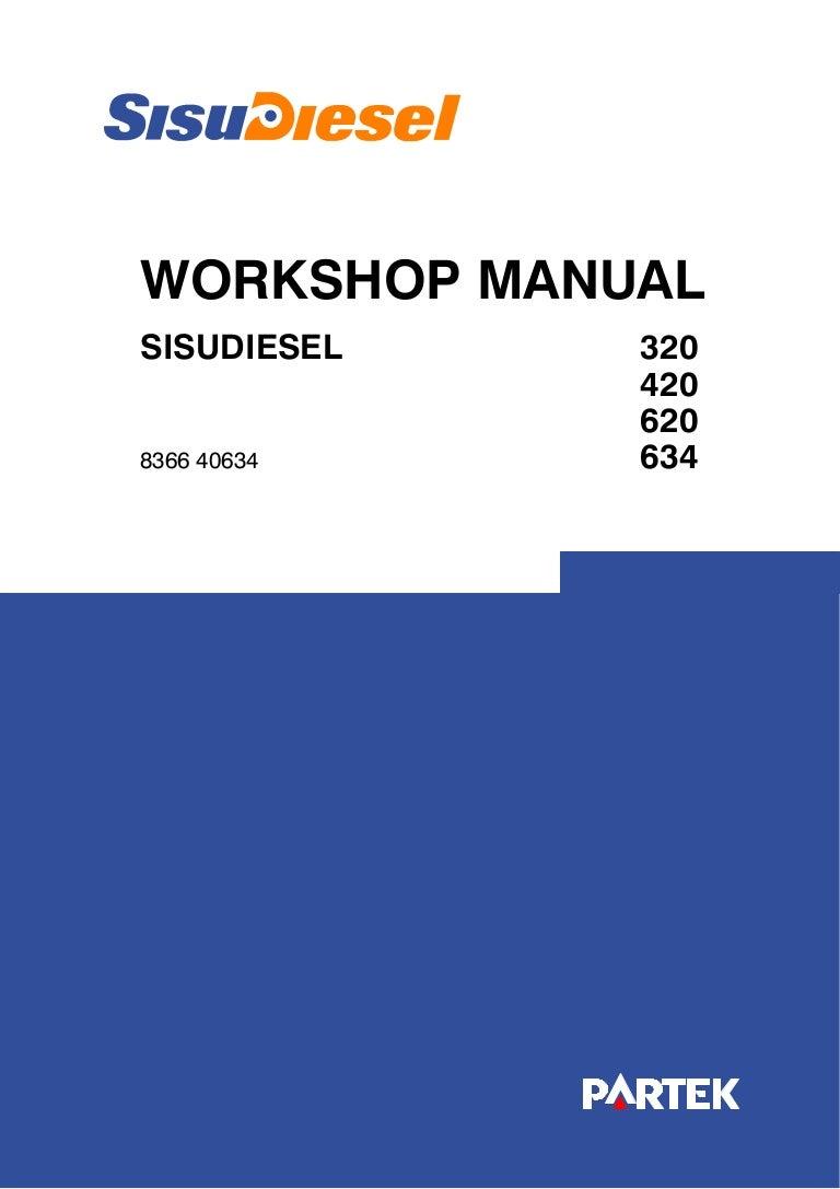 Workshop Manual 320 420 620 634 Daf 105 Electrical Wiring Diagram Auto Repair Forum Heavy