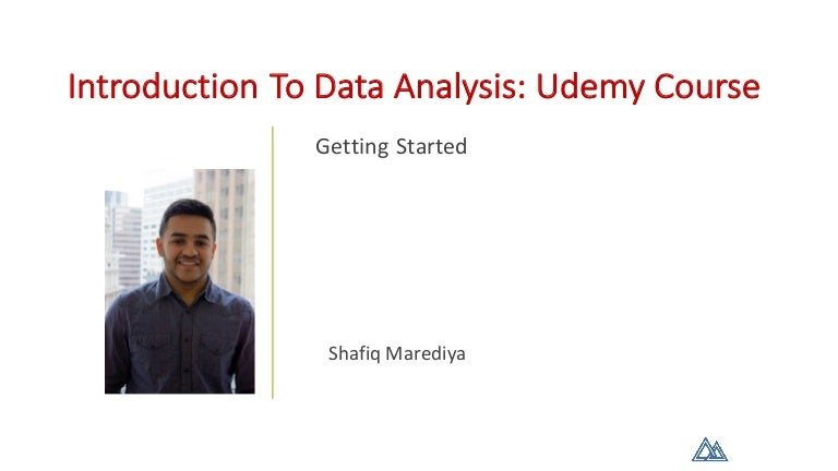 Data Analysis Course For Beginners
