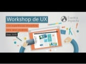 Workshop de UX