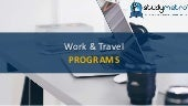 Work and Travel in USA