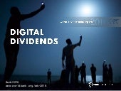 World Development Report 2016 Digital Dividends East Asia