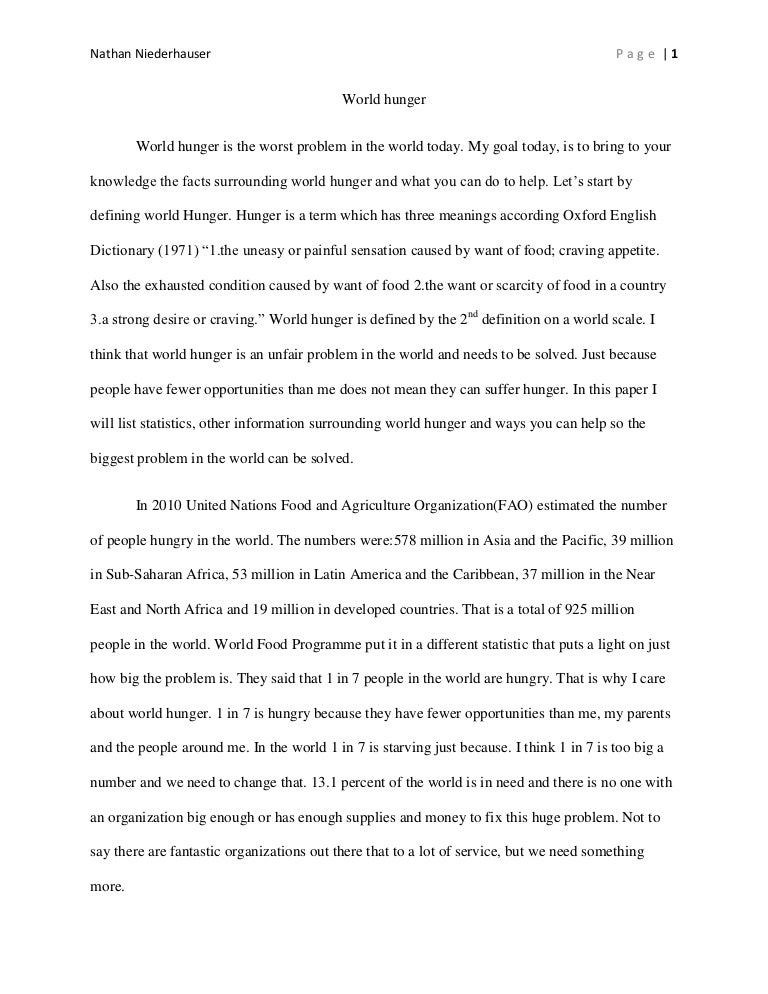 Sample Essays For High School Students  Sample Essay For High School Students also Thesis Examples In Essays Lets Help To End The Hunger And Malnutrition Essay Persuasive Essay Topics For High School Students