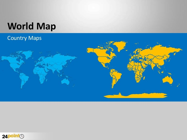 Editable world map powerpoint gumiabroncs Gallery