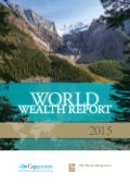 World Wealth Report 2015 from Capgemini and RBC Wealth Management