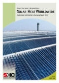 Solar Heat Worldwide: Markets and Contribution to the Energy Supply 2011. Edition 2013