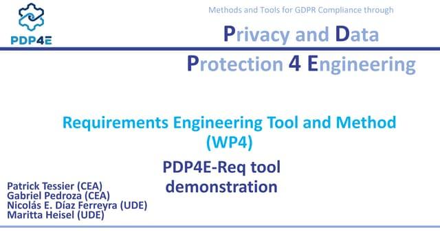 Wp4 tool demonstration_v1