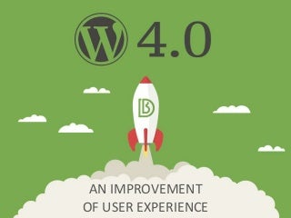 """WordPress 4.0 """"Benny"""" released with improving user experience features"""