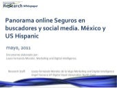 HM Research Whitepaper - Panorama Seguros en Social Media México y US Hispanic