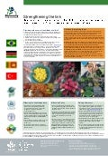 Providing evidence of the nutritional quality of indigenous crops