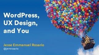 WordPress, Design, and You (WCTO 2017)