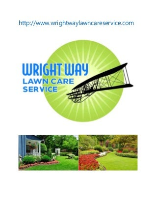 Wright Way Lawn Care LLC