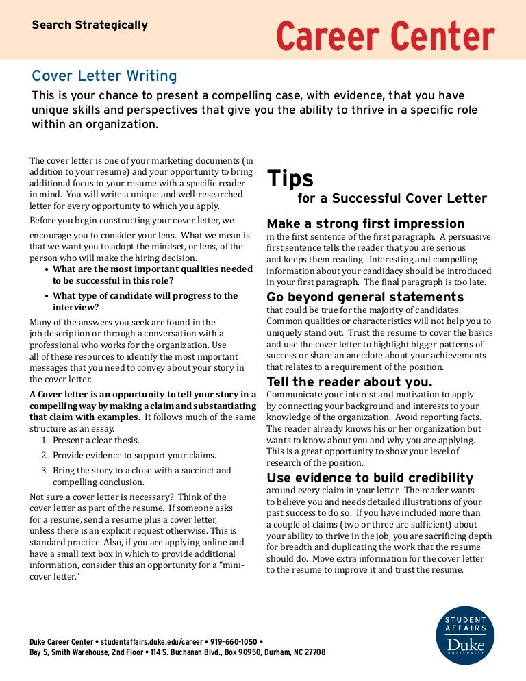 Writing a cover letter ccuart Images