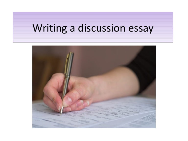 writing a discussion essay 3 eso - Writing A Discussion Essay