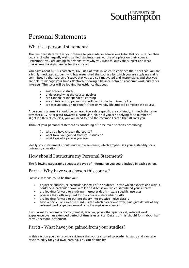 Physiotherapist Cv Writing A Personal Statement Guide By Fred Binley