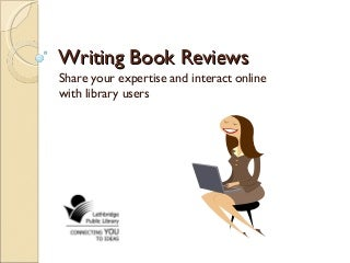 Ways to Write a Book Review - wikiHow