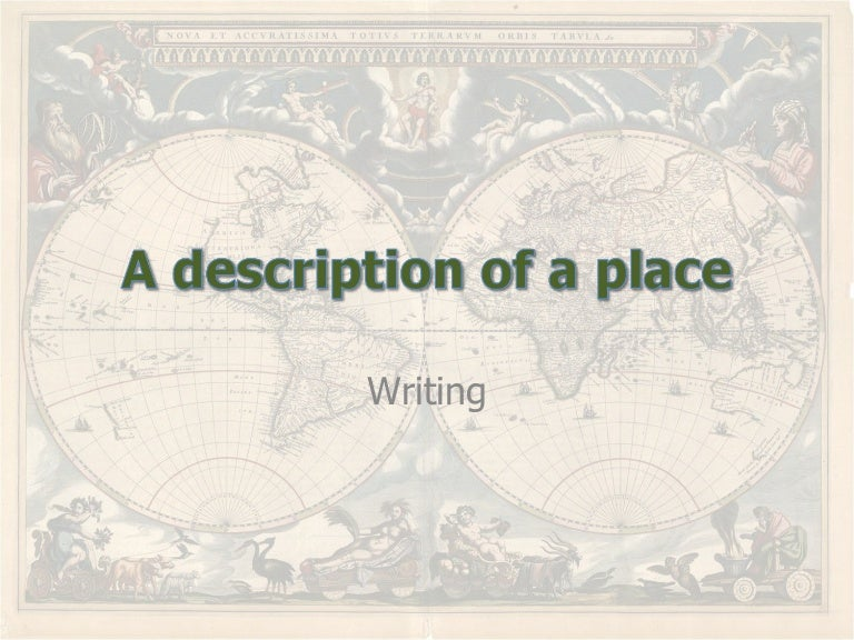 Writing Describing Places Writingdescribingplacesphpappthumbnailjpgcb