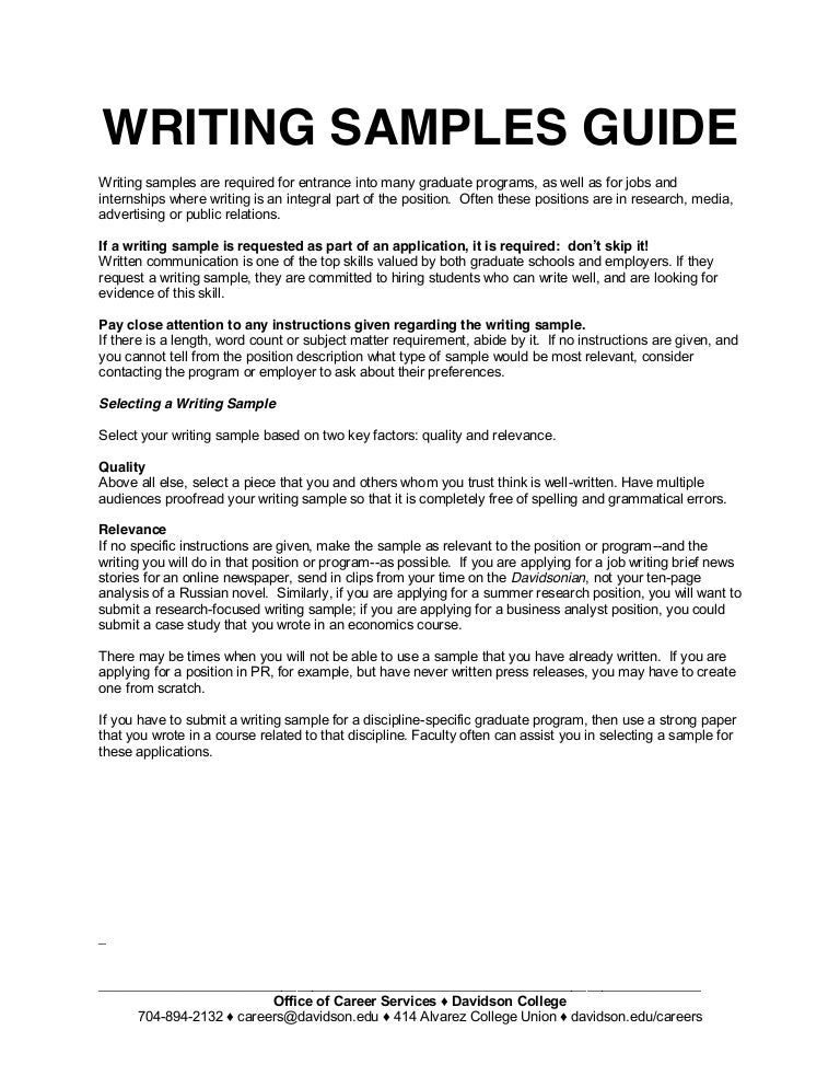 how to write essay sample