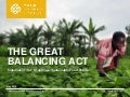 The Great Balancing Act: 3 Needs for a Sustainable Food Future