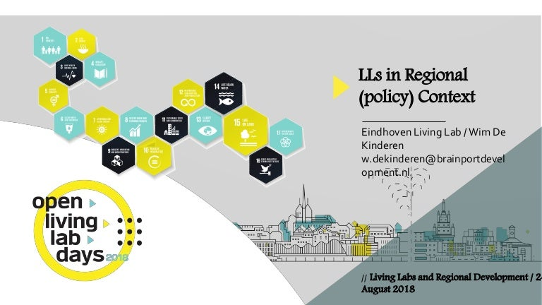 Living Labs and Regional Development