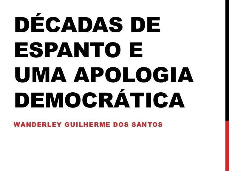 Wanderley Guilherme dos Santos