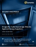 Dragonfly: Cyberespionage Attacks Against Energy Suppliers