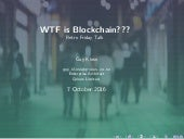 WTF is Blockchain???