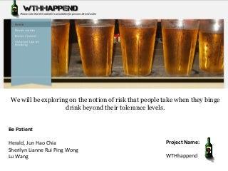 alcohol addiction binge drinking