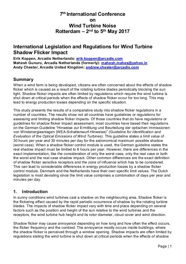 Wind Turbine Regulations For Home Use