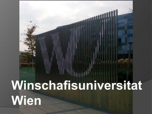 WU CAMPUS - CASESTUDY, Welthandelsplatz, Vienna, Austria.