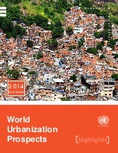 2014 revision of the World Urbanization Prospects