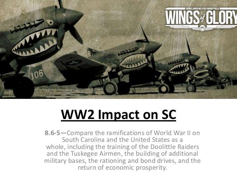 Ww2 impact on sc8 6.5
