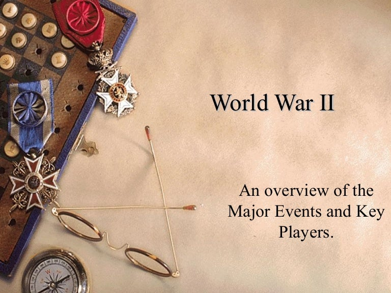 wwii powerpoint - gse.bookbinder.co, Powerpoint templates