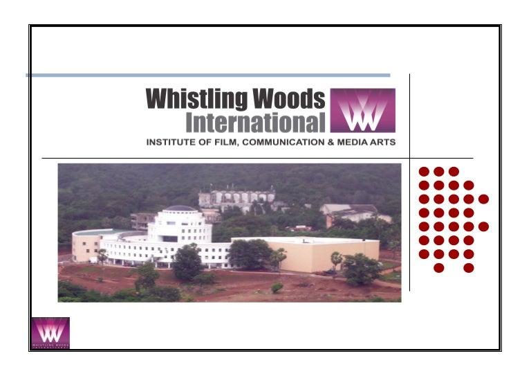 Whistling Woods International Institute Of Film Communication Me