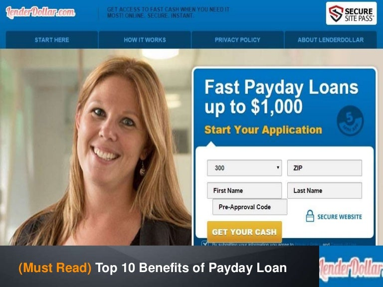fast cash financial loans which usually accept prepay debts
