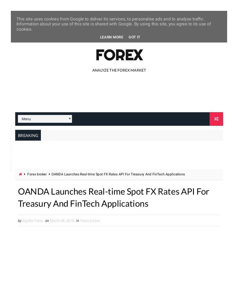 Www algobitforex-eu-2018-03-oanda-launches-real-time-spot-fx