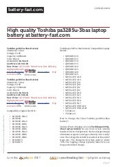Www.battery fast.com-high-quality-toshiba-pa3285u-3bas-laptop-battery-at-battery-fast-com