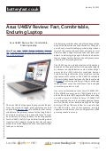 Www.batteryfast.co.uk asus-u46sv-review-fast-comfortable-enduring-laptop