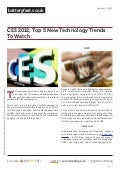 Www.batteryfast.co.uk ces-2012-top-5-new-technology-trends-to-watch