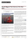 Www.batteryfast.co.uk top-10-biggest-tech-stories-of-the-year-2011