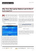 Www.batteryfast.co.uk why-does-my-laptop-battery-last-as-short-as-it-used-to-