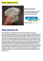 Can payday loans increase credit rating photo 7