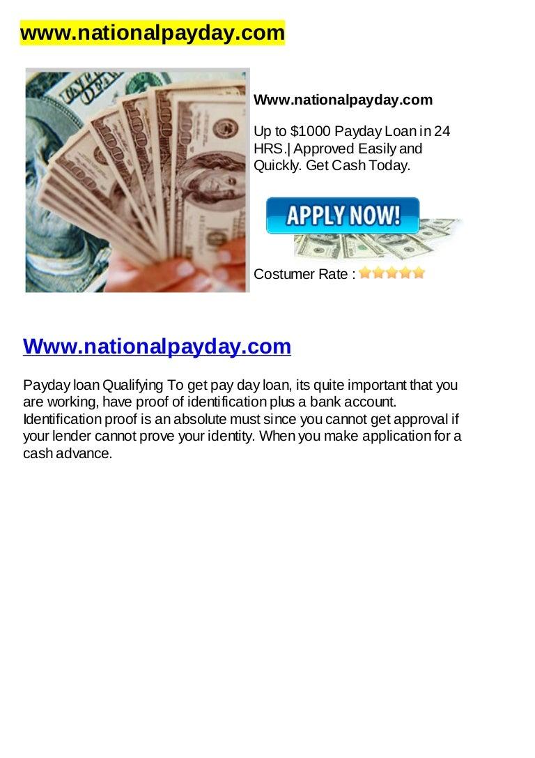 Nationalpayday Com