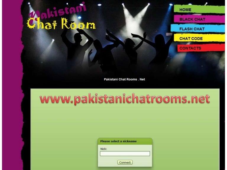 Pakistanichatrooms