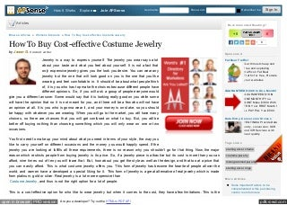 Www apsense com_article_how_to_buy_costeffective_costume_jew